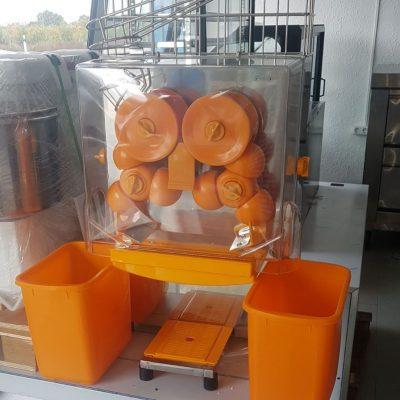 Exprimidor Naranjas Automático